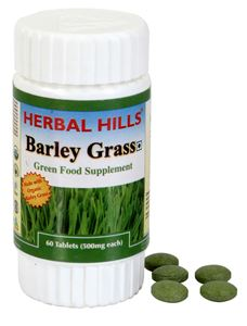 Picture of Barley Grass 60 tablets