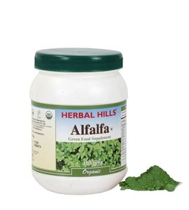 Picture of Alfalfa Powder