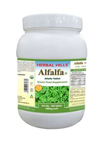 Picture of Alfalfa Powder 900 Tablets