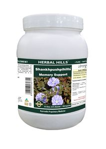 Picture of Shankhapushpihills 700 Capsules