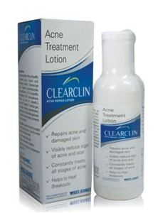 Picture of Clearclin Acne Repair Lotion 60ml (Pack of 2)