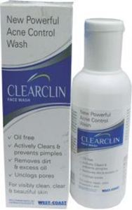 Picture of Clearclin Anti Control Face Wash 60ml (Pack of 2)