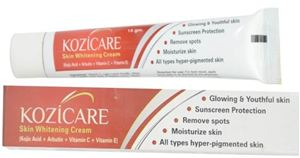 Picture of Kozicare Skin Whitening Cream 15gm (Pack of 2)