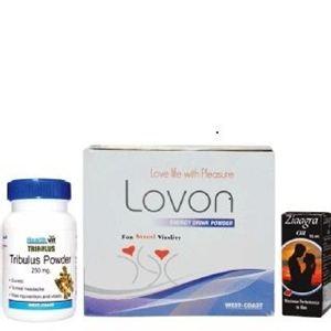 Picture of HealthVit Men's Care Kit 60 Capsules