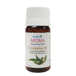 Picture of Healthvit Aroma Eucalyptus Essential Oil 30ml