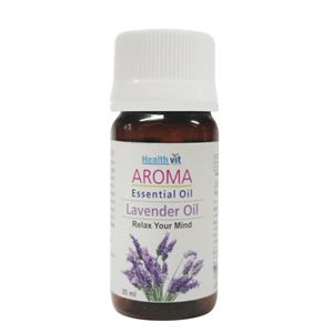Picture of Healthvit Aroma Lavender Essential Oil 30ml