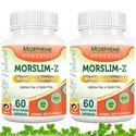 Picture of Morpheme Morslim-Z Weight Loss Formula - 500mg Extract - 60 Veg Capsules - 2 Bottles
