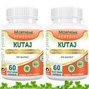 Picture of Morpheme Kutaj Capsules - Anti Dysentery - 500mg Extract - 60 Veg Capsules - 2 Bottles