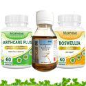 Picture of Morpheme Combo Supplements For Arthritis, Joint & Back Pain-3 bottels