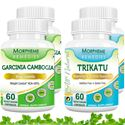 Picture of Garcinia Cambogia + Trikatu  Supplement For Weight Loss (4 Bottles)