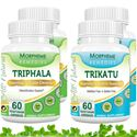 Picture of Triphala + Trikatu Supplements For Effective Weight Loss (4 Bottles)