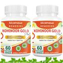 Picture of Morpheme Kohinoor Gold Plus For Male Libido - 500mg Extract - 60 Veg Capsules - 2 Bottles