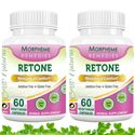 Picture of Morpheme Retone Capsules for Menstrual Comfort - 500mg Extract - 60 Veg Capsules - 2 Bottles