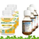 Picture of Morpheme Boswellia Curcumin Plus + Arthcare Oil For Joint Support (6 Bottles)