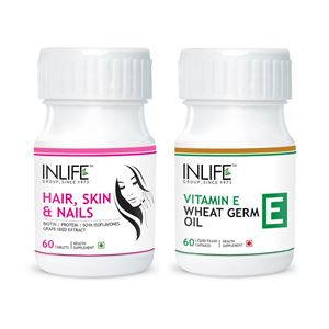 Picture of INLIFE Anti Hair Loss Combo