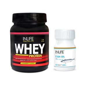 Picture of INLIFE Muscle Growth Combo Pack