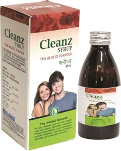 Picture of Cleanz Syrup The blood purifier 150ml - Pack of 3