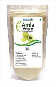 Picture of Healthvit Amla Powder (AMALKI) 100 gms (pack of 2)