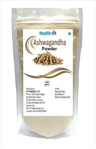 Picture of Healthvit  Ashwagandha Powder 100Gms (pack of 2)