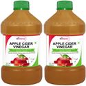 Picture of StBotanica Apple Cider Vinegar - 500ml Pack Of 2 - 100% Natural and Pure - #1 Selling