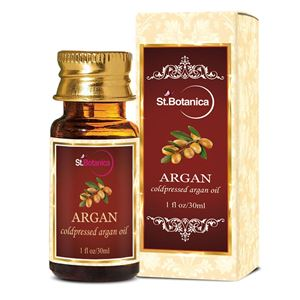 Picture of StBotanica Argan Pure Coldpressed Carrier Oil, 30ml
