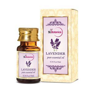 Picture of StBotanica Lavender Pure Aroma Essential Oil, 10ml