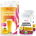 Picture of StBotanica Garcinia Forskolin 500mg Extract + Nutritional Meal Replacement Shake (2+2 Bottles)