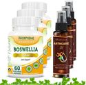 Picture of Morpheme Arthcare Oil Spray (100 ml) + Boswellia (6 Bottles)