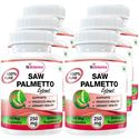 Picture of StBotanica Saw Palmetto - 250mg Extract - 60 Veg Caps - Buy 3 Get 3 Free + Extra 30% Off