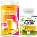 Picture of StBotanica Nutritional Meal Shake - Mango + Garcinia Cambogia 60% HCA 800mg 90 Caps