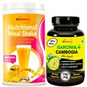 Picture of StBotanica Nutritional Meal Shake - Mango + Garcinia Cambogia Ultra 80% HCA 750mg 90 Caps