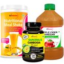 Picture of StBotanica Nutritional Meal Shake - Mango + Apple Cider Vinegar + Garcinia Cambogia Ultra Formula 750mg 90 Caps