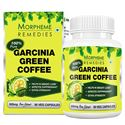 Picture of Morpheme Garcinia Green Coffee 500mg Extract 90 Veg Capsules