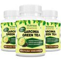 Picture of Morpheme Garcinia Green Tea 500mg Extract 90 Veg Capsules - 3 Bottles