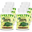 Picture of Morpheme Garcinia Green Tea 500mg Extract 90 Veg Capsules - Buy 3 Get 3 Free