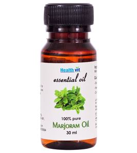 Picture of Healthvit Marjoram Essential Oil- 30ml