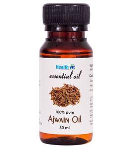 Picture of Healthvit Ajwain Essential Oil-30ml