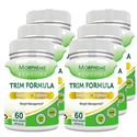 Picture of Morpheme Trim Formula (Garcinia) 600mg Extract 60 Veg Caps - 6 Bottles