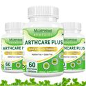 Picture of Morpheme Arthcare Plus Caps - 500mg Extract - 60 Veg Caps - 3 Bottles