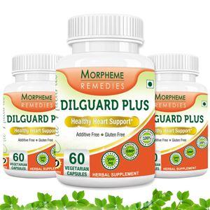 Picture of Morpheme Dilguard Plus - 500mg Extract - 60 Veg Caps - 3 Bottles