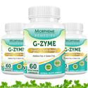 Picture of Morpheme G-Zyme Caps - 500mg Extract - 60 Veg Caps - 3 Bottles