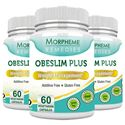 Picture of Morpheme Obeslim Plus 500mg Extract 60 Veg Caps - 3 Bottles