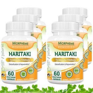 Picture of Morpheme Haritaki 500mg Extract 60 Veg Caps - 6 Bottles