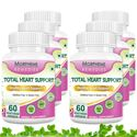 Picture of Morpheme Total Heart Support- 500mg Extract - 60 Veg Caps - 6 Bottles
