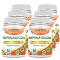 Picture of Morpheme Triphala Guggul Supplements 500mg Extract 60 Veg Caps - 6 Bottles