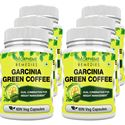 Picture of Morpheme Garcinia Green Coffee 500mg Extract 60 Veg Caps - 6 Bottles