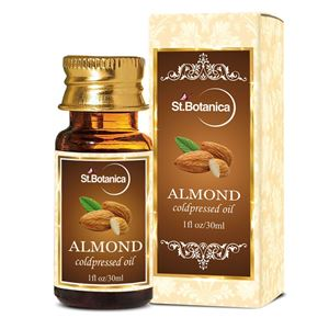 Picture of St.Botanica Almond Pure Coldpressed Carrier Oil, 30ml