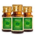 Picture of St.Botanica Basil Pure Aroma Essential Oil, 10ml - 3 Bottles