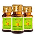 Picture of St.Botanica Bergamot Pure Aroma Essential Oil, 10ml - 3 Bottles