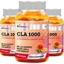Picture of St.Botanica CLA 1000 (Conjugated Linoleic Acid) 60 Softgels - 3 Bottles
